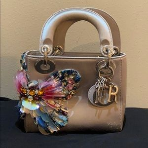 Mini Butterfly Dior Bag